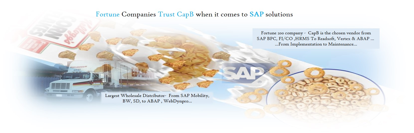 CAPB-SAP-SOLUTION-GLOBAL-IMPLEMENTATION-FORTUNE-50-SAP-BPC-BW-ABAP-BASIS-MOBILITY-WEBDYNPRO-SD-LE-MM-PP-PI-READSOFT-VERTEX-TRANSPORTATION-WAREHOUSE-TPO-BASIS-FSCM-FICO-CLOUD-IDS-SCHEER-PROJECT-SUP-SMP-2