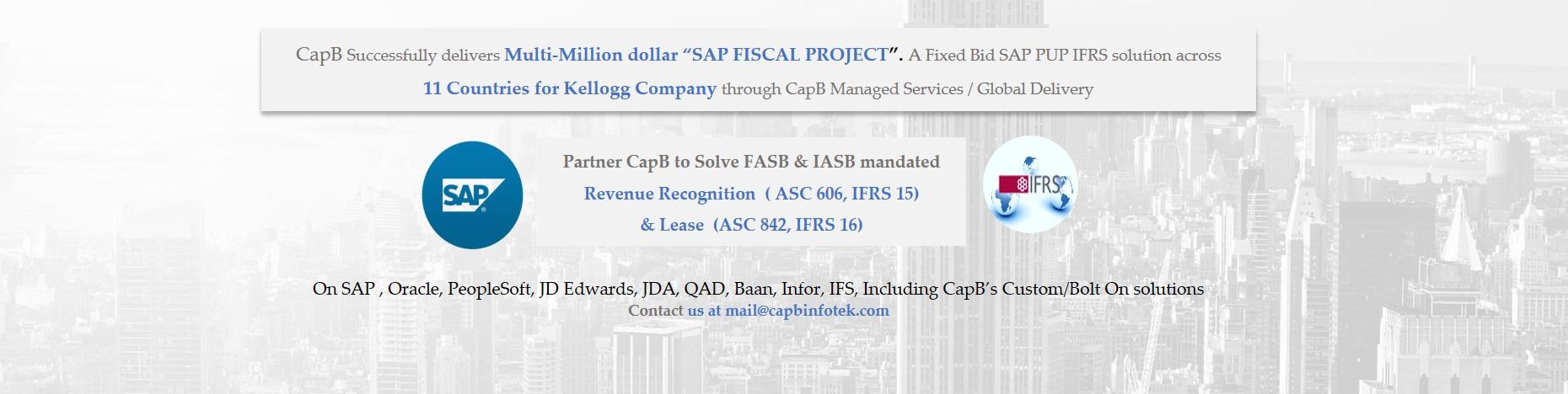 CapBs-Kelloggs-success-IFRS-15-IFRS-16-SOLUTION-ASC-606-ASC-842-FASB-IASB-MANDATE-SAP-2