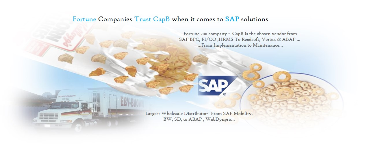 CAPB-SAP-portfolio-SOLUTION-GLOBAL-IMPLEMENTATION-FORTUNE-50-SAP-BPC-BW-ABAP-BASIS-MOBILITY-WEBDYNPRO-SD-LE-MM-PP-PI-READSOFT-VERTEX-TRANSPORTATION-WAREHOUSE-TPO-BASIS-FSCM-FICO-CLOUD-IDS-SCHEER-PROJECT-SUP-SMP4